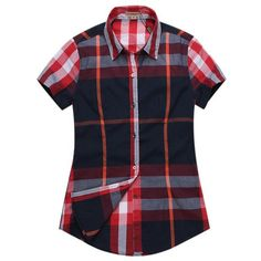 chemise manches courtes burberry femme 0070  BURBERRY M00651  - €35.99    PAS CHERE BURBERRY EN LIGINE! a4138c2214a