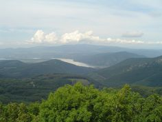 View from Dobogókő to the Danube Bend #hungary #trip #nature #places
