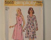 Simplicity Pattern 5565 size 16 uncut 6.00 by KalimahsKreationsLLC