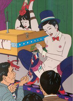 [ Toshio Saeki ]