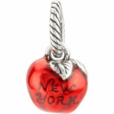 A New York Charm to represent the trip to the New York Rangers game #BrightonCollectibles