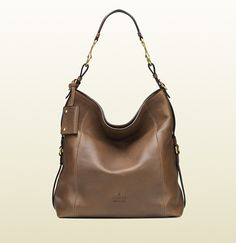 Gucci harness leather hobo.  Drool...