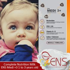 Why Choose ENS for your babies?  Fresh local ingredients and are blended with the knowledge and expertise of a 120 year old high-quality Australian dairy product manufacturer.  For more information visit our website at http://www.ens.global or contact our customer service for more information through email at info@ens.global.  #ens #milk #milkformula #ensmedi