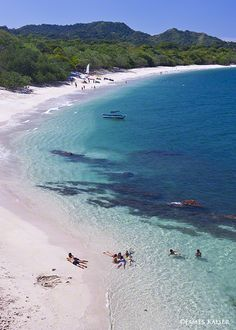 Playa Conchal, Costa Rica This is where we went snorkeling and had lobsters on the beach summer of 2012!  Good times