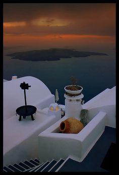 Santorini, Greece   why do I not live here again? sigh