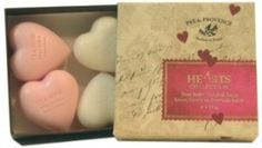Valentines day, girlfriend gifts, heart soap http://girlfriendology.com/valentine-girlfriend-gifts-for-under-25/