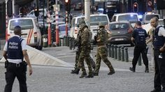 In Brussels the driver tried to run over police officers, they have opened fire