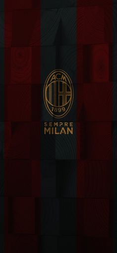 Milan Wallpaper, Ac Milan, Porsche Logo, Wallpapers, Wallpaper, Backgrounds