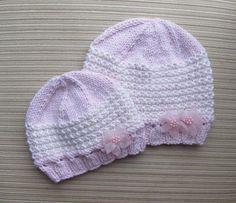 Beautiful Slip Stitch Hat - via @Craftsy