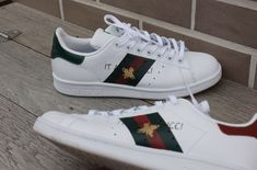 """""""It ain't Gucci"""" bootleg Gucci sneakers - Etsy"""