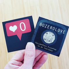 """#📷 Repost via IG: """"#new #cards from overnightprints if you need #promotional #materials they are the #best !"""" @0zerolove #customerlove Square Business Cards, Design Your Own, Coding, Cool Stuff, Programming"""