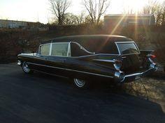 59 cadillac hearse