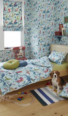 El Jardín de los Muffins: Blog de Interiorismo y Decoración Vintage.: Decoración para Habitaciones de Niños con Encanto Vintage