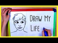 Draw My Life - Beckie0 - YouTube