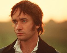 The character Mr Darcy from Pride & Prejudice (2005), played by Matthew MacFadyen