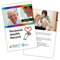 Personal Health Records Help Keep Your Medical Information Handy - Qsource Health Literacy, Medical Information, Talking To You, Safety, Wellness, This Or That Questions, Wedding Ring, Security Guard