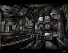 """UE+Abandoned+Church+""""L"""""""