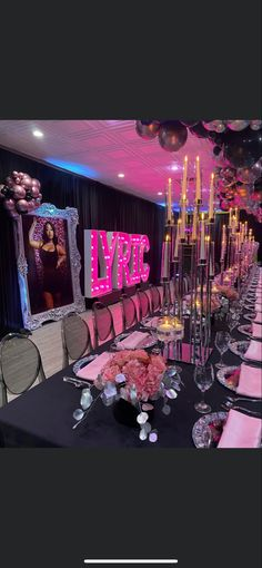 18th Birthday Party Themes, Birthday Venues, Birthday Goals, Girl Birthday Decorations, 23rd Birthday, Birthday Brunch, Teen Birthday, Birthday Dinners, Birthday Ideas