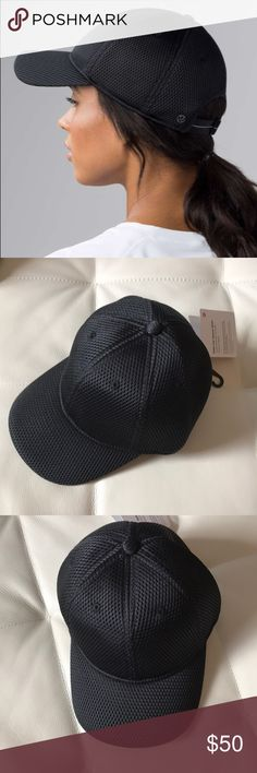 NWT BLACK LULULEMON BALLER HAT SPACER  MESH Brand: Lululemon Athletica Baller hat mesh spacer            Condition: New with tag || One Size Black   📌NO  TRADES  🛑NO LOWBALL OFFERS  ⛔️NO RUDE COMMENTS  🚷NO MODELING  ☀️Please don't discuss prices in the comment box. Make a reasonable offer and I'll either counter, accept or decline.   I will try to respond to all inquiries in a timely manner. Please check out the rest of my closet, I have various brands. Some new with tag, others in…