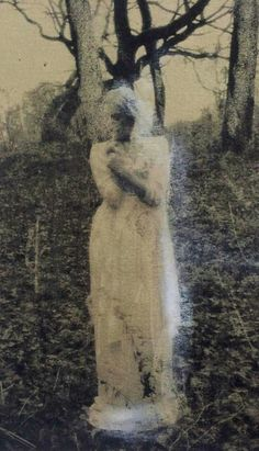 now THAT'S a scary ass ghost picture - Real Haunted Houses, Haunted Places, Scream, Ghost Pictures, Ghost Pics, Creepy Photos, Ghost Stories, Horror Art, Dark Art