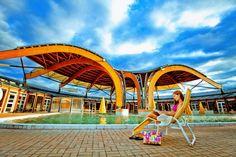 Maďarské lázně Bük pro DVA ve hotelu s plnou penzí a wellness Best Bath, Hungary, Pergola, Fair Grounds, Outdoor Structures, Country, Water, Outdoor Decor, Travel