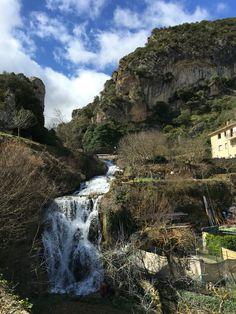 Tobera-el pueblo de las mil cascadas