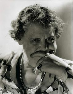 Marie Dressler by Clarence Sinclair Bull