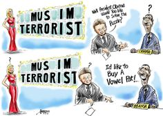 Muslim terrorist. Come on Obama, put the two words together will you?