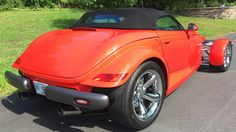 1999 Plymouth Prowler Convertible - 3