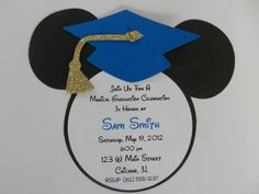 Collection of hundreds of Free Graduation Invitations Templates from all the world.