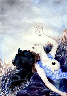 """Blackhearted"" by Aleksandra ""Oscar"" Witek"