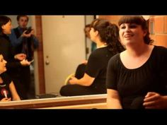 Before we step into North American Tour, before our first concert in Toronto with Perpetuum Jazzile, we had a relaxation with Slovenian folk song in our backstage rooms. More about choir on www.pjvocal.com.