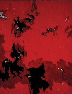 Clyfford Still, Oil on canvas, 105 x 81 inches x cm). Clyfford Still Museum, Denver, CO. from The Clyfford Still Museum Online Collection Clyfford Still, Abstract Expressionism, Abstract Art, Abstract Paintings, Art Paintings, Action Painting, Mark Rothko, Museum Exhibition, Art Museum