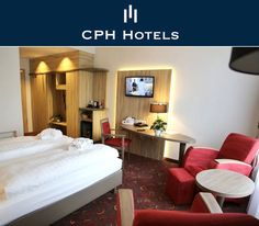 Hotels Unterschleißheim in der Umgebung von #München - City Partner Hotel Alarun http://unterschleissheim.cph-hotels.com