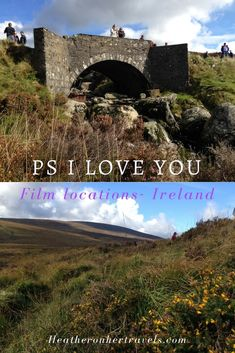 Read about the PS I love you Film locations in Ireland