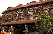 The Grove Park Inn in Asheville, North Carolina is full of history, beauty, elegance....and a great place to unwind!