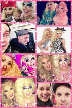 'The Twisted Titty Sisters', Trixie Mattel & Katya Zamolodchikova, RPDR7, drag makeup