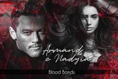 Intervista ai personaggi – Armand e Nadyia della serie Blood Bonds di Chiara Cilli