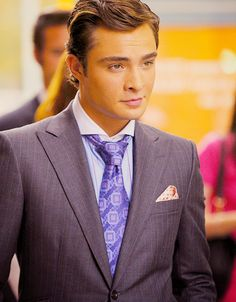 I really can't put my love for Chuck Bass into words...