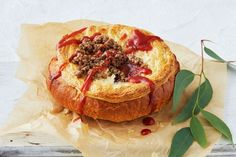 Dishes don& get much more Australian than this. These recipes are easy to make but will still wow all your party guests, from the ultimate creamy potato bake to a showstopping Tim Tam tart dessert. Aussie Food, Australian Food, Australian Recipes, Tim Tam, Creamy Potato Bake, Cob Loaf Dip, Cobb Loaf, Beef Lasagne, Fairy Bread