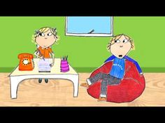 awesome #Charlie and Lola - I'm far too extremely busy (HQ) -VIDEO