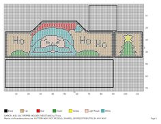 CHRISTMAS S AND P AND NAPKIN HOLDER2 Plastic Canvas Christmas, Plastic Canvas Crafts, Plastic Canvas Patterns, Christmas Napkins, Christmas Bells, Christmas Crafts, Christmas Trees, Paper Plate Holders, Bag Holders