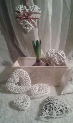 Hyacintti/sydämet
