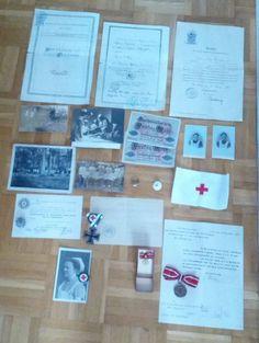 Online veilinghuis Catawiki: Duitsland - Rode kruis - groot lot militaria…