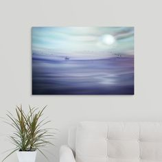 """GreatBigCanvas """"""""Fishing""""""""by Ursula Abresch Canvas Wall Art, Multi-Colored Neon Rainbow, Detail Art, Country Farm, Abstract Shapes, Ursula, Artist Names, Landscape Photographers, Vintage Walls, Canvas Wall Art"""