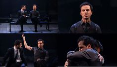 Andrew Scott in Angels in America for NT50!