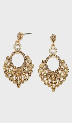Vintage Style 14ct Gold Plated Ruby Drop Earrings Ebay Uk Prom Essentials Pinterest And