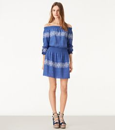 Tory Burch Loretta Tunic Dress