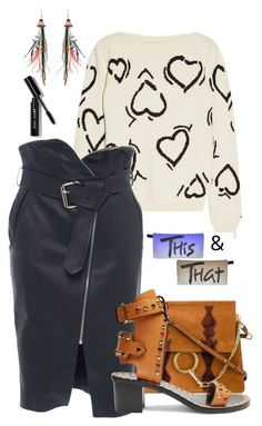 """""""This & That!"""" by flippintickledinc ❤ liked on Polyvore featuring Chloé, MaxMara, Francesco Scognamiglio, Isabel Marant, Bobbi Brown Cosmetics and Etro"""