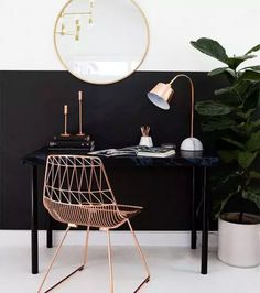 Clean And Bright Boho Home Office Inspiration Ideas Clean And Bright Boho Home Office Inspiration Ideas Hygge Home Interiors, Office Interiors, Interior Office, Ikea, Laminate Furniture, Bright Homes, Custom Built Homes, Home Office Design, Apartment Living